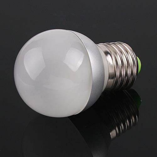 G45 1*2W LEDs Light Screw Bulb E27 Natural White 85LM