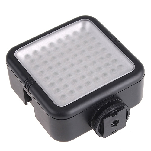 YONGNUO SYD-0808 64 LED 480LM Photo Light for Camera Film