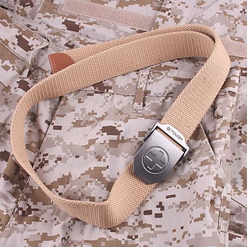 Military Outdoor Casual Canvas Unisex Waist Belt 38