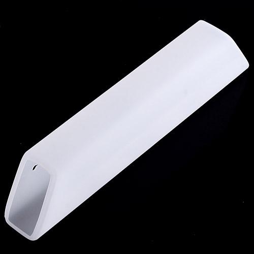 White Silicon Skin Protective Cover for Xbox 360 Kinect Sensor