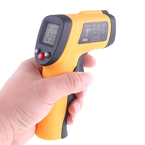 Digitale Berührungslosen Laser-IR-Thermometer -50-550 ℃