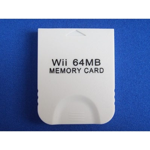 64MB 64 MB Memory Card For NINTENDO WII GameCube