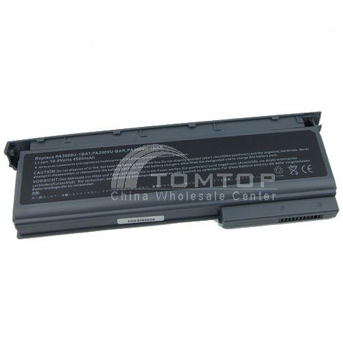 Battery for TOSHIBA notebook - T8100 10.8V 4500mAh