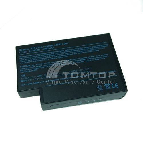 Battery for HP notebook - F4809A 14.8V 4400mAh