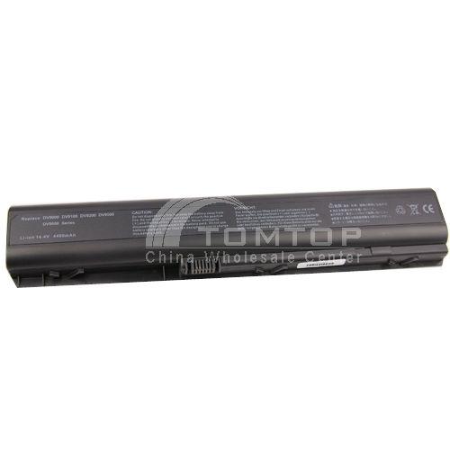 Battery for HP notebook - DV9000 14.4V 4400mAh