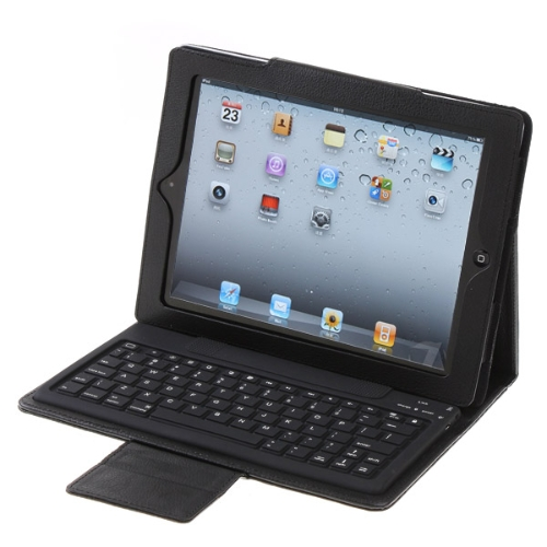Bluetooth Keyboard Case for iPad 1 2 3