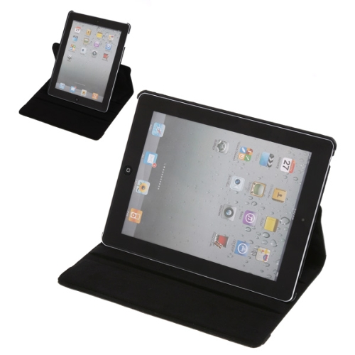 Custodia in pelle per ipad2 ipad3