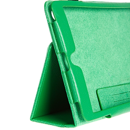 PU Leather Magnetic Smart Case Skin Cover Stand for Apple iPad Mini Green