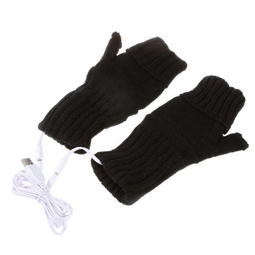 USB Hands  Warmer Gloves