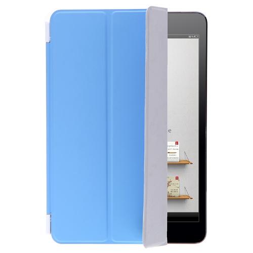 Inteligente caso cobrir Stand para Apple iPad Mini Sleep / Wake azul