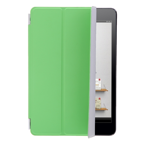 Inteligente caso cobrir Stand para Apple iPad Mini Sleep / Wake verde