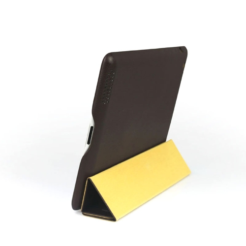 Smart-Cover-Protective-Case-Magnetic-Stand-for-New-iPad-432-Wake-upSleep-Browm