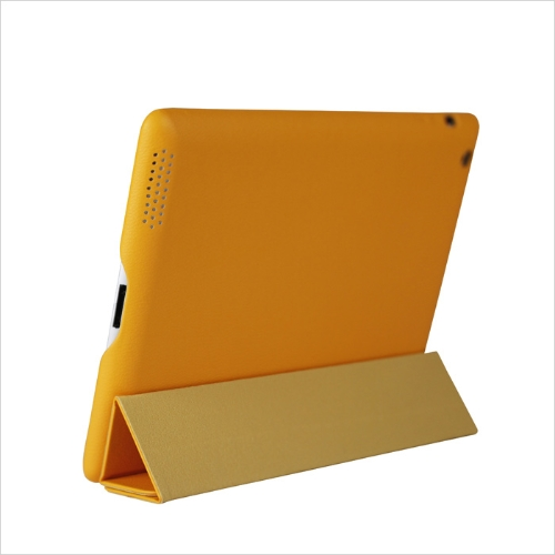 Smart-Cover-Protective-Case-Magnetic-Stand-for-New-iPad-432-Wake-upSleep-Orange