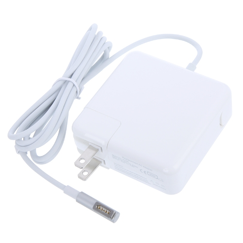 60W Replacement Magsafe AC Power Adapter Charger for Apple 13-inch MacBook Pro 16.5V 3.65A