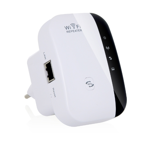 Repetidor de Wifi Wireless-N 802.11 n rede roteador gama expansor 300Mbps UE Plug