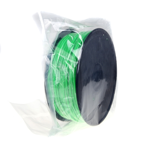 3D Printer Filament 1kg-2.2lb 1.75mm ABS Plastic for MakerBot RepRap Mendel Green