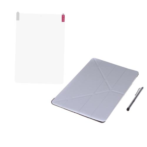 KKmoon 保護ケースカバー 磁気スマートケース    スタンド機能/スリープ/ウェイクアップ機能付き   iPad Air 用【並行輸入品】