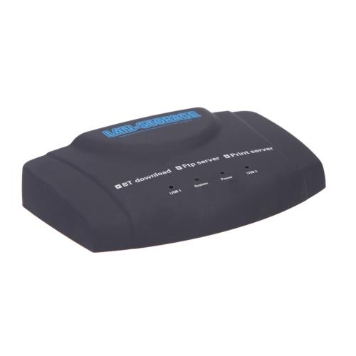 USB Network Storage Nas FTP/Print/Samba/UPnP Media Server BT DLNA DDNS Download EU Plug