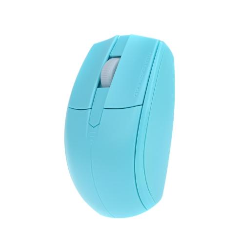 Ratos de Mouse óptico sem fio 2.4GHz com USB 2.0 receptor para PC portátil de alta qualidade