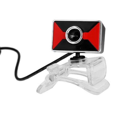 Złącze USB2.0 Kamera internetowa Kamera internetowa 12 megapikseli z wbudowanym mikrofonem pochłaniającym dźwięk 360 stopni Pokrętło do komputera przenośnego PC
