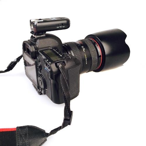 Yongnuo RF-603C II de flash inalámbrico remoto disparador C3 para Canon 5D 1D 50D