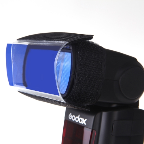 Godox CF-07 Universal Speedlite Color Filter Kit for Canon Nikon Pentax Godox Yongnuo Flash Light