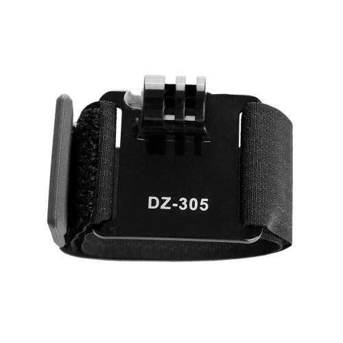 Diving Wrist Strap Band Fastener Tape Mount for GoPro Hero 4 3+ 3 2 1 Camera DZ-305