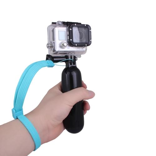 Andoer Pływający uchwyt Uchwyt do montażu akcesoriów do GoPro Hero 1 2 3 4 3+ aparat czarna