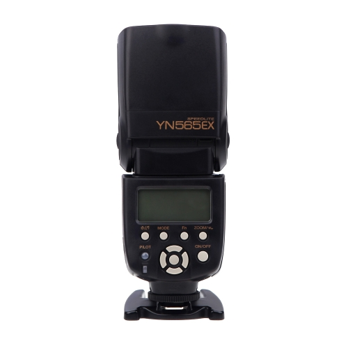 YN565EX TTL Multi-Function Flash Speedlite i-TTL Remote GN 58 for Nikon D90 D7000 D5100 D3100 D700