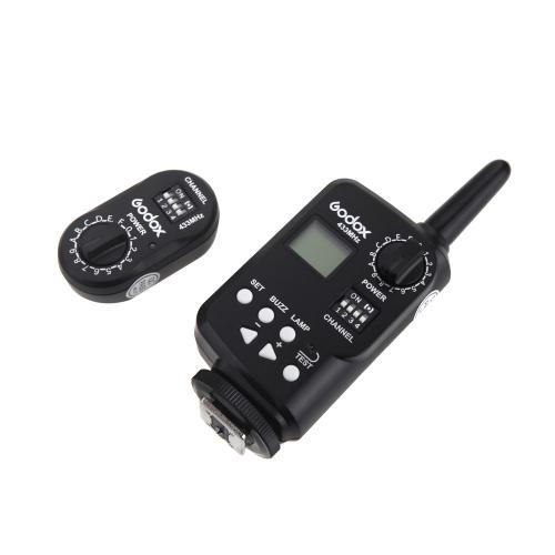 Godox FT-16 Bezprzewodowy sterownik mocy zdalny wyzwalacz dla Godox Witstro AD180 AD360 Speedlite Flash Canon Nikon Pentax Camera