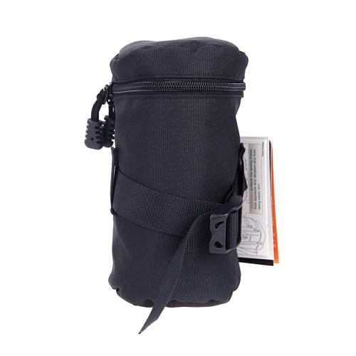 Fly liści obiektywu etui Bag 15 * 8.5cm dla lustrzanek Nikon Canon Sony Obiektywy FY-3