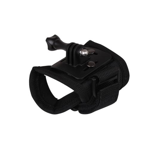 Andoer Glove-style pasek na ramię pasek na akcesoria dla GoPro Hero 4/3 + / 3/2/1 aparat mały