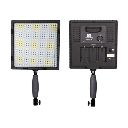 CN-576 Hight CRI 95 Ultra Color LED Video Light Lamp Panel  for DSLR Camera