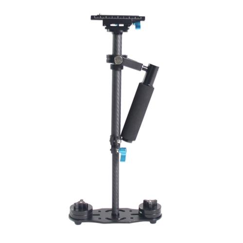 S-40T 0.4M 40CM Carbon Fiber Steadicam Steadycam Stabilizer for Camcorder Camera Video DV DSLR