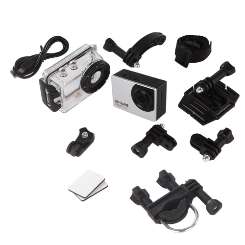 S600W FHD 1080P 30m Waterproof Wifi Sports Action Video Camera 1.5