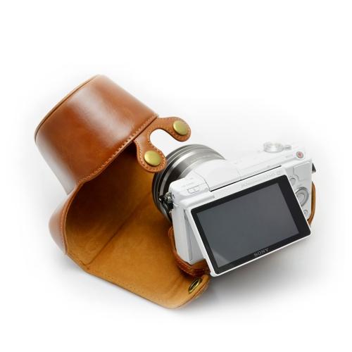 Torba na aparat fotograficzny Case Okładka etui do Sony NEX 3N A5000 A5100