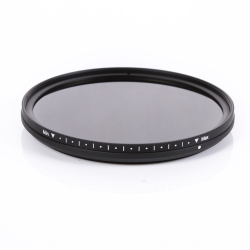Fotga 72mm Filtro ND Fino Fader Densidad neutra Ajustable Variable de ND2 a ND400 para Canon /Nikon 18-200 Canon 18-85