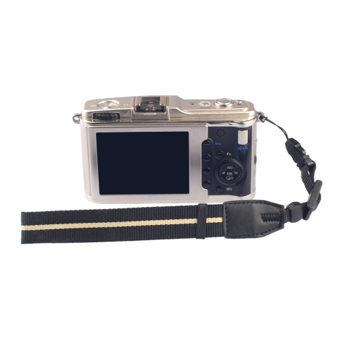 Multicolor Nylon Camera Hand Grip Wrist Strap for Canon Nikon Sony Pentax Compact Camera Mirrorless Camera