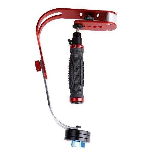 Andoer® Estabilizador Profesional de Vídeo en Mano para Canon Nikon Sony Pentax Cámara Digital Videocámara DV Cámara DSLR