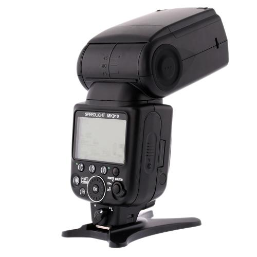 Meike MK910 i-TTL Flash Speedlite HSS Master for Nikon SB900 D800 D810 D7000 D5300 D5200 D5100 D3200 D3100 D3000 Camera