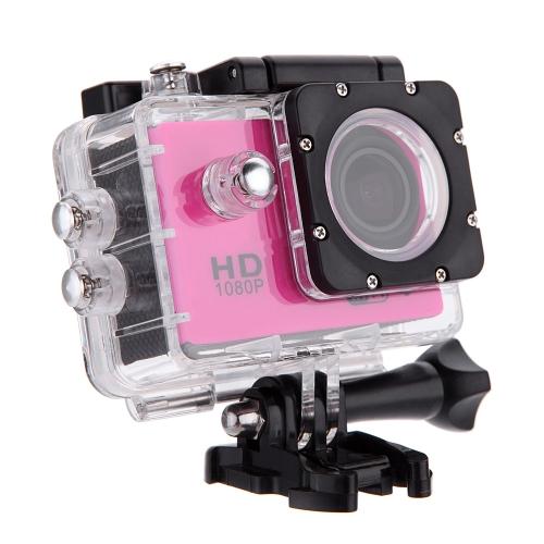 WiFi Diving 30M Waterproof Sport Action DV Camera 12MP 1080P 1.5