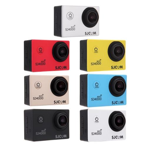 Original SJCAM SJ4000 WiFi 1080P Full HD 170°Wide Angle Action Camera D1994B