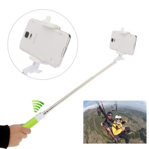 Rozszerzalna bezprzewodowa technologia BT Remote Shutter Handheld Selfie Samowyzwalacz obrotowy Polak Monopod dla iPhone Samsung Sony z systemem IOS 4.0 Andriod 4.1 lub wyższym
