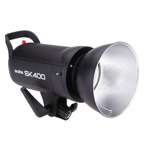 Godox SK400 プロのスタジオ フラッシュ SK シリーズ 220 v の電源最大 400WS GN65