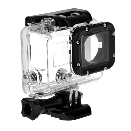 Andoer Waterproof Sports Camera Camcorder Housing Case 30m with Bracket for Touch Screen GoPro Hero 4/3+/3