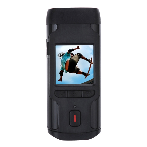 1080P S300 HD High Definition 5.0M Pixels 1.44 Inch LCD Mini Sport DV Digital Video with 140°Wide-Angle Lens