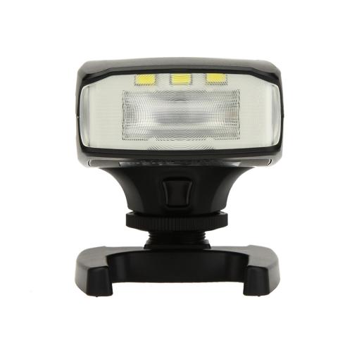 MEIKE MK320-S TTL/M/S1/S2 TTL Speedlite Mini Flash Light for Sony Hot Shoe DSLR Cameras