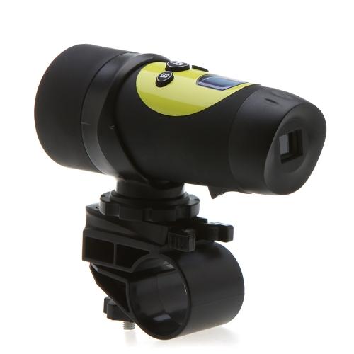 HD 720P Waterproof Action Camera Video Recorder Outdoor Sports Helmet Camcorder
