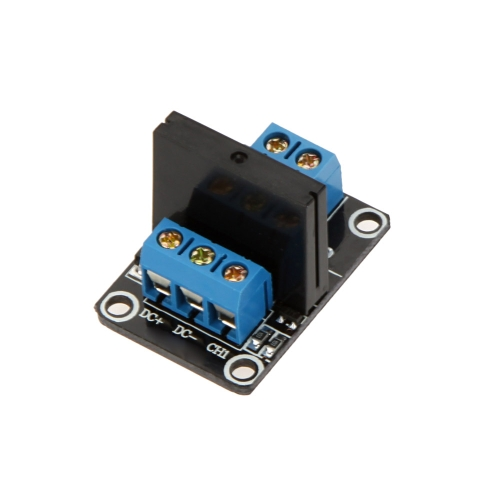 5V 1Channel Low Level Trigger Solid State Relay SSR Module Board