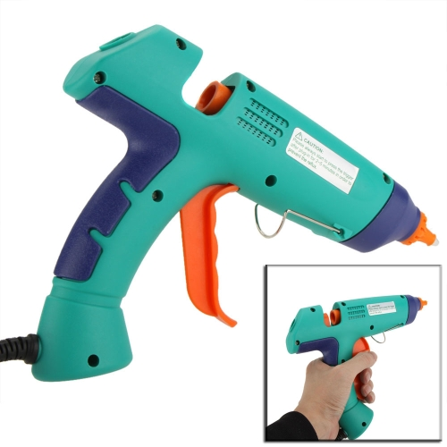 Pro'sKit GK-389H Power Tool Professional 100W Hot Melt Glue Gun With LED Indicator For Adhesive Cardboard Boxes Wood Plastic Metal Textiles Ceramic